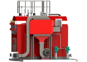 Multi Flame Combination Boiler