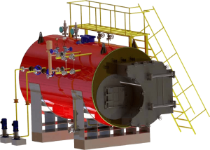 Wood Fired Coal Fired Boiler