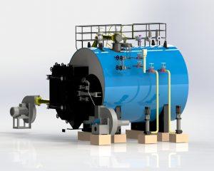 Wood Fired Coal Fired Boiler